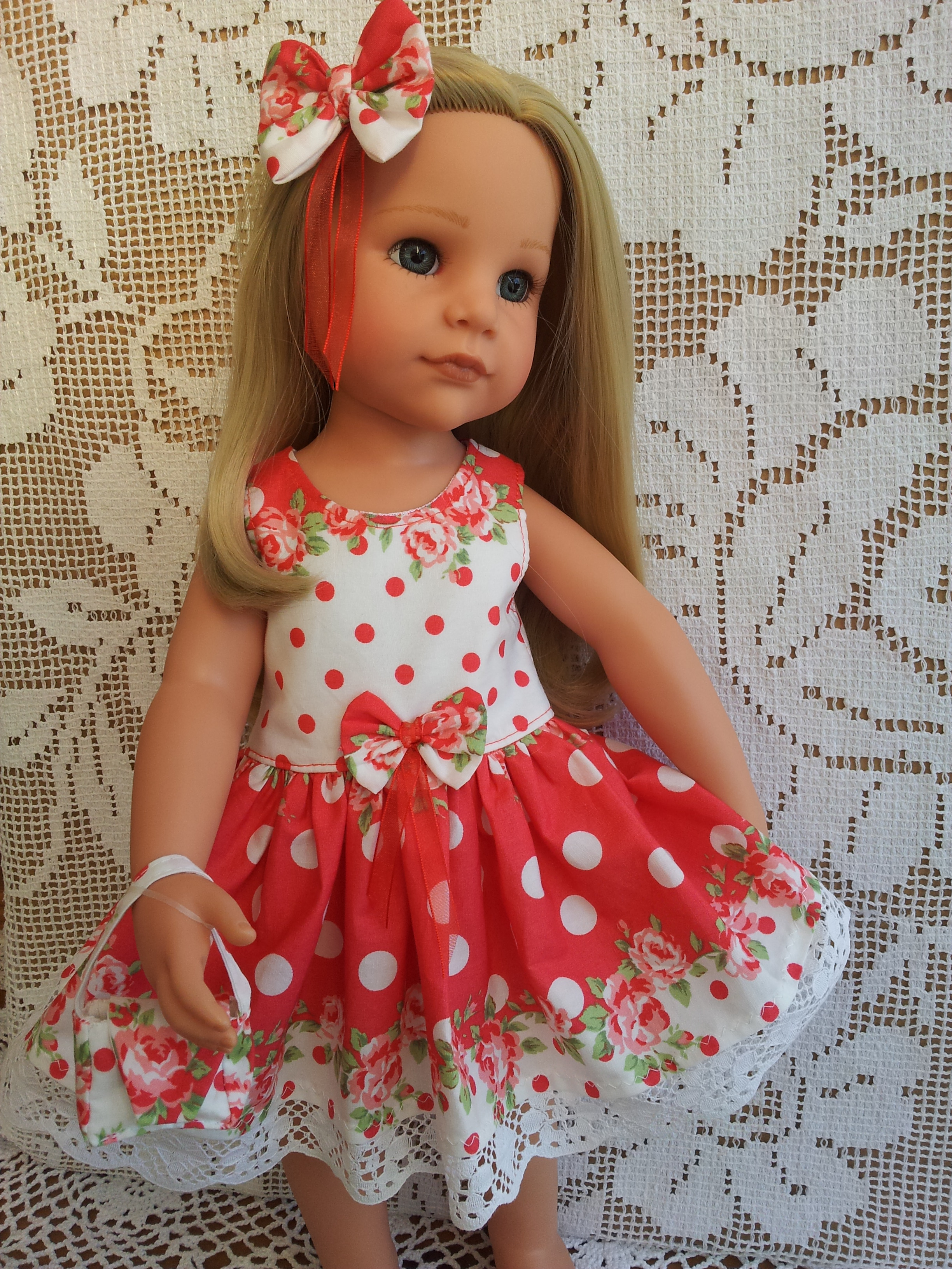 Doll Clothes Patterns By Valspierssews Review Of American: SalStuff Handmade Dolls Clothes